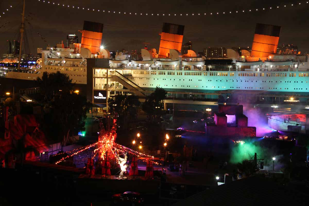 Review: Queen Mary Dark Harbor 2011 - The Remastered Edition ...