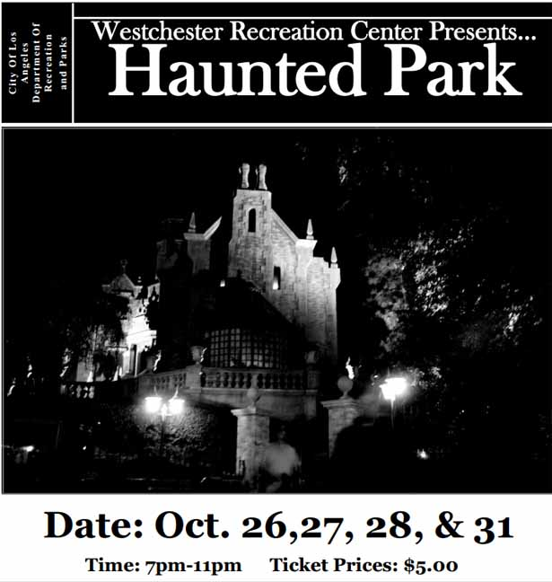 Westchester Haunted Park 2012