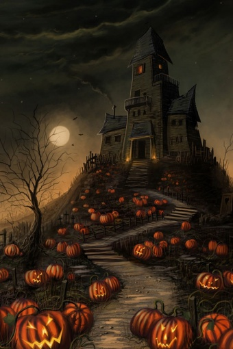 a haunted history of halloween