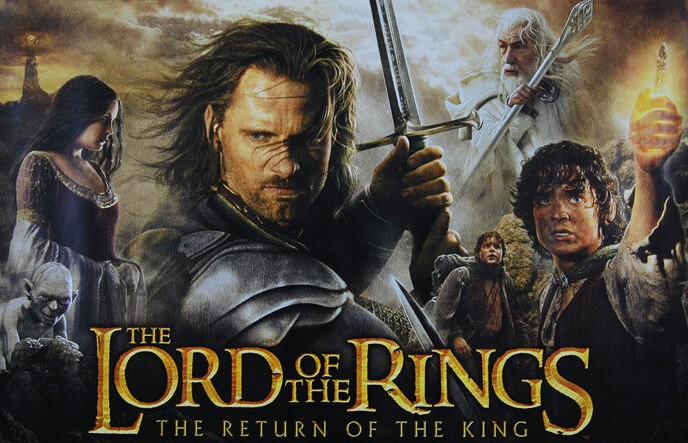 Kết quả hình ảnh cho The Lord of the Rings: The Return of the King