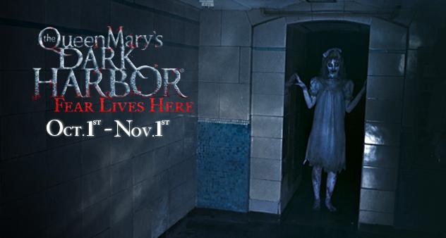 Queen Mary offers Dark Harbor 2015 Season Pass discount - one week ...
