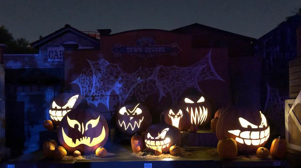 Knotts Scary Farm 2018 Review Jack O'Lanterns