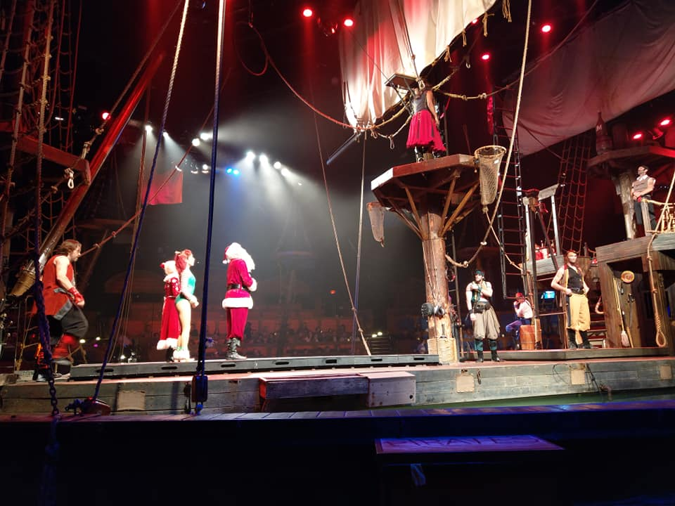 Pirates Christmas Adventure review