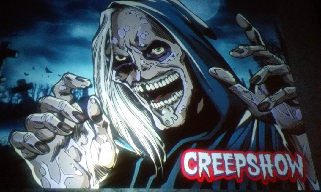 Halloween Horror Nights 2019 Creepshow Maze art