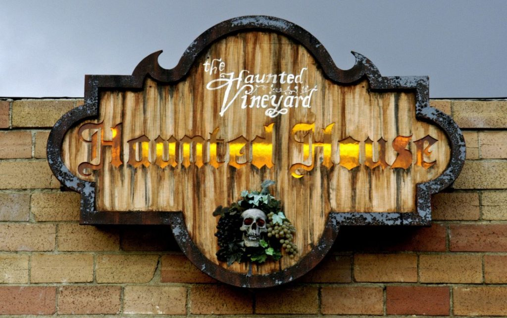 Haunted Vineyard Articles