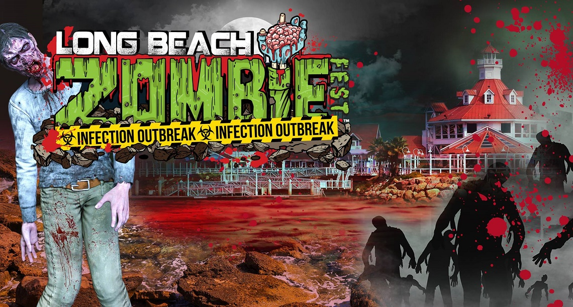 Long Beach Zombie Fest 2019 Cancelled