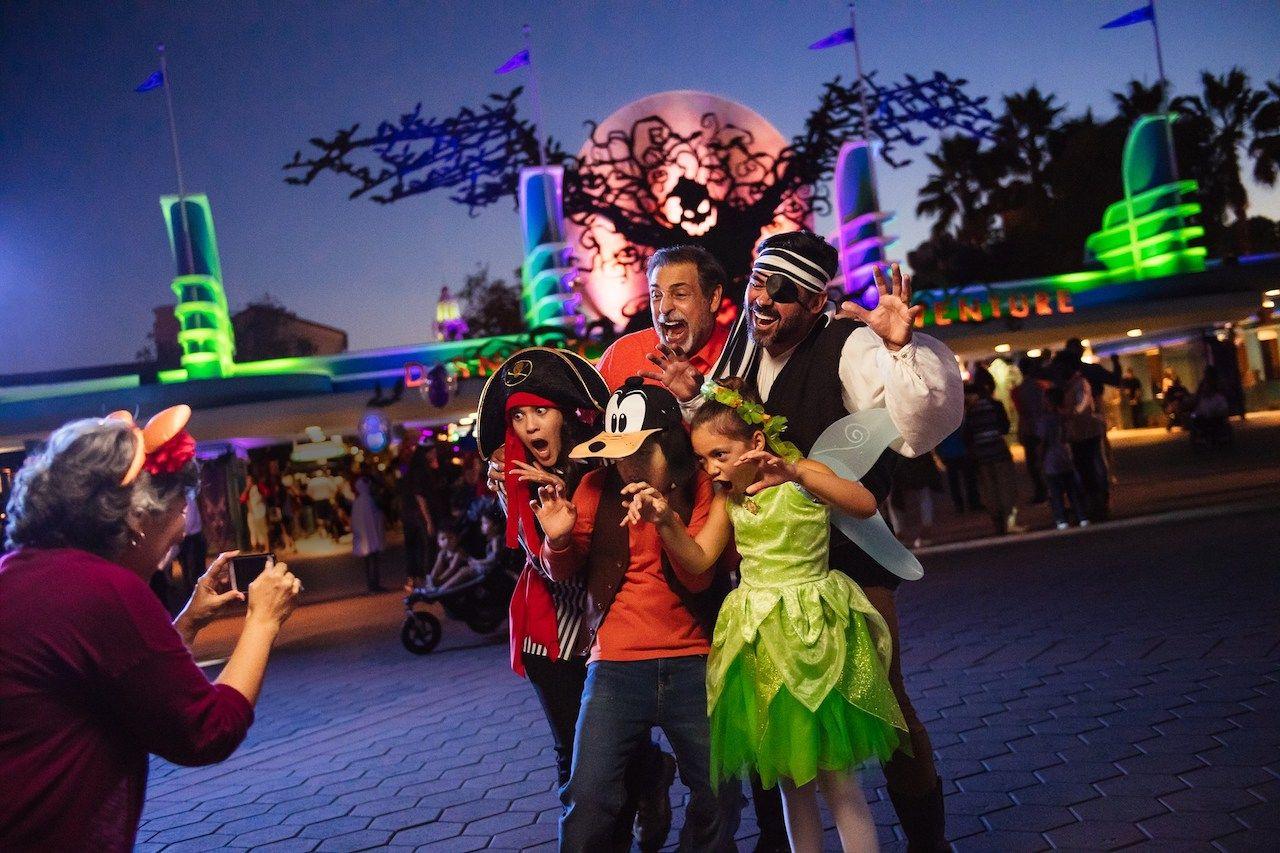 Disneyland Halloween Review