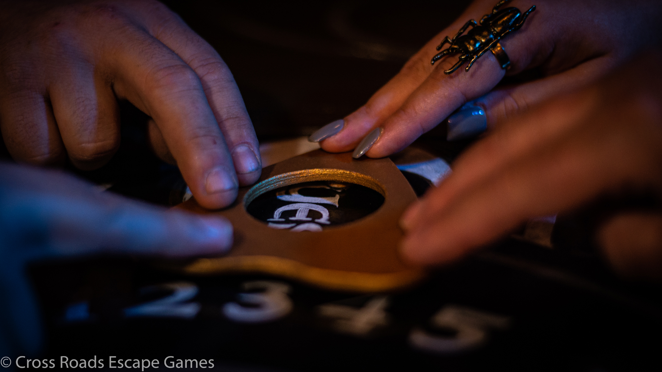 The Séance Interactive Theatre Experience