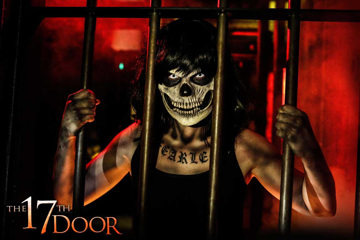 17th Door Review Halloween