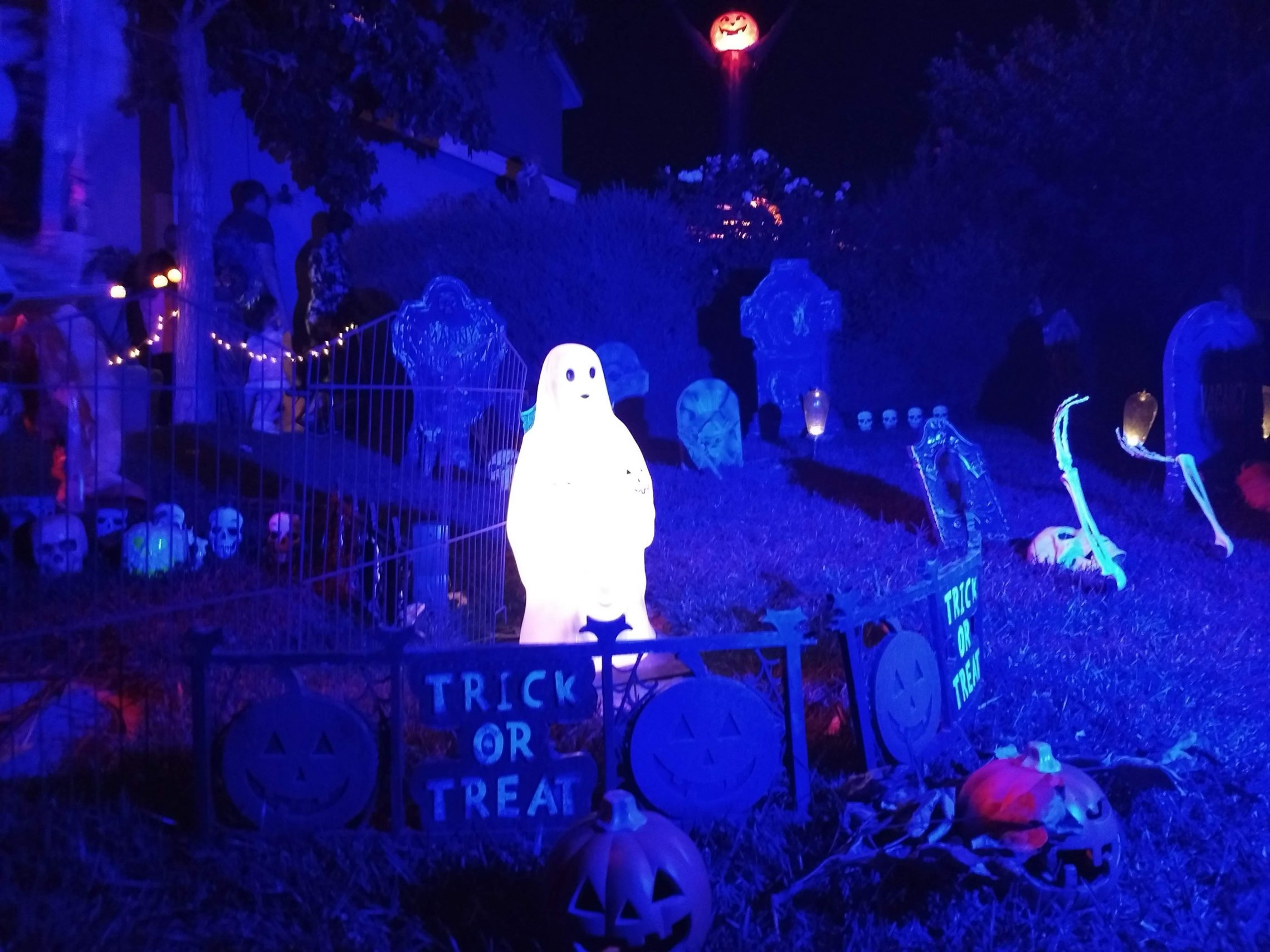 Stoney Point Haunt Home Haunt 2019