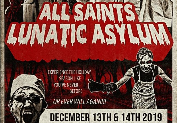 All Saints Lunatic Asylum Christmas 2019 crop