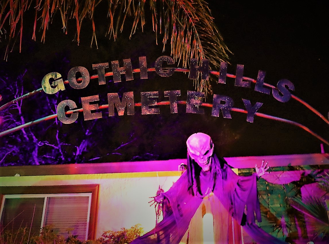 Gothic Hills Cemetery Review