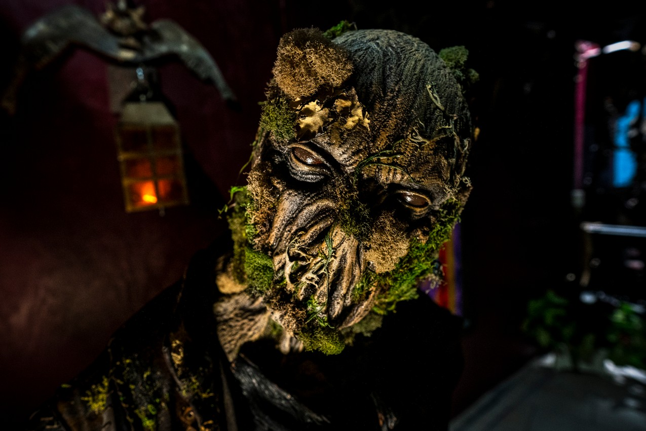 Scarehouse Interview Covid-19
